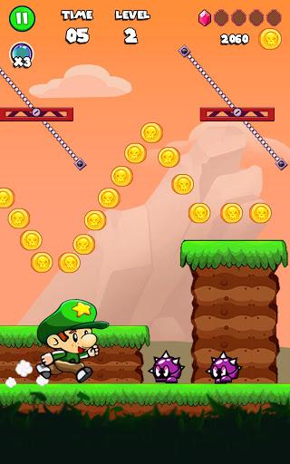 Bob Run: Adventure run game apkpoly screenshots 23