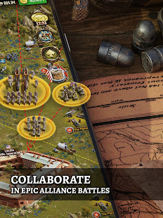 War and Peace: Civil War Army Clash Strategy Game 2021.7.0 Screenshots 14