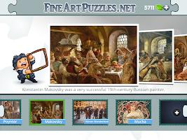 Fine Art Puzzles