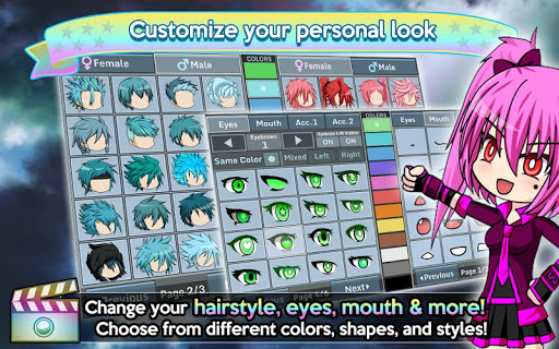 Gacha Studio (Anime Dress Up) 2.1.2 screenshots 4