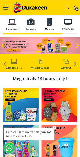 Dukakeen Online Shopping App android2mod screenshots 2