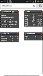 PerfMon - Performance Monitor Screenshot