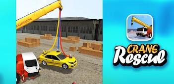 Crane Rescue kostenlos am PC spielen, so geht es!