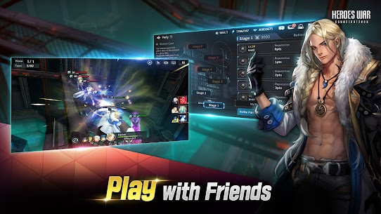 Heroes War: Counterattack MOD Apk 1.8.0 (Unlimited Money) 5
