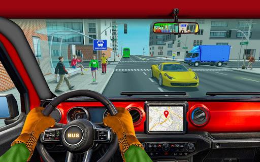 Modern Bus Simulator Games-Free Bus Driving Game 1.0.3 Screenshots 6