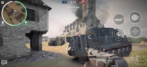 World War Heroes: FPS Guerre screenshots apk mod 2