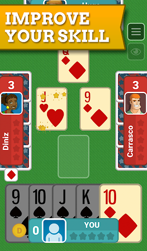 Euchre Free: Classic Card Games For Addict Players 3.7.8 screenshots 9