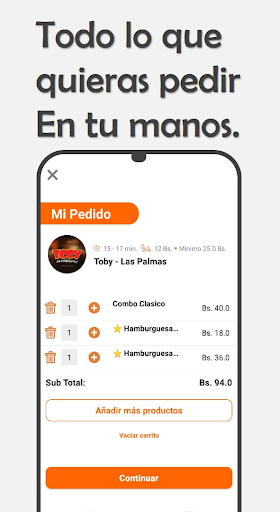 Mr Delivery & e-commerce 8.2.7 screenshots 7