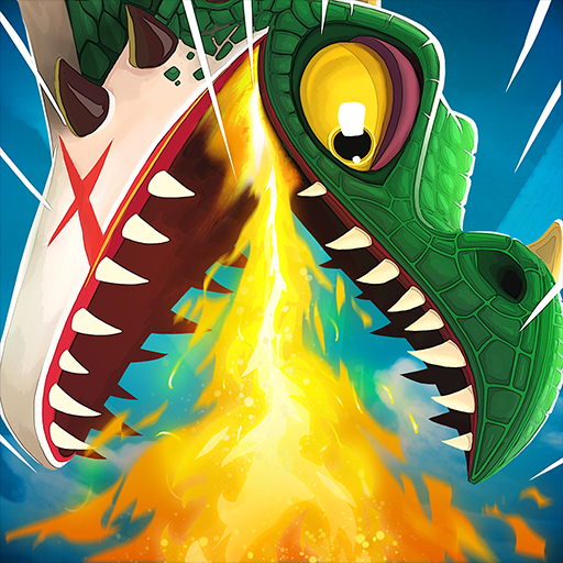 Hungry Dragon™