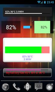 Battery Progress Widget 1.5.2