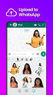 برنامج Sticker Maker صانع الملصقات لتطبيق واتساب اخر اصدار 6
