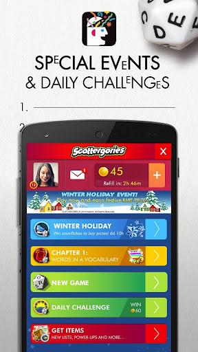 Scattergories 1.6.5 screenshots 2