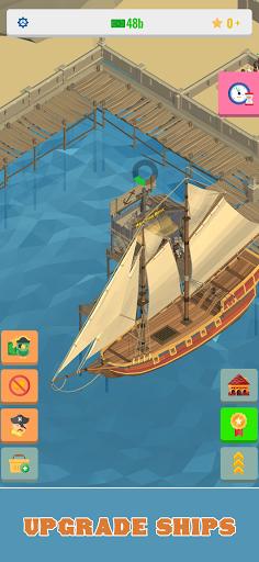 Idle Pirate 3d: Caribbean Island Tycoon 1.0.3 screenshots 1
