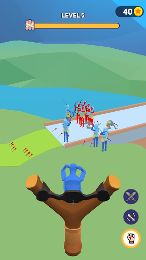 Throw and Defend  screenshots 1