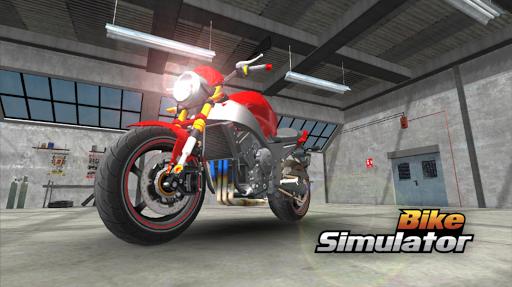 Bike Simulator 2 Moto Race Game screenshots 10