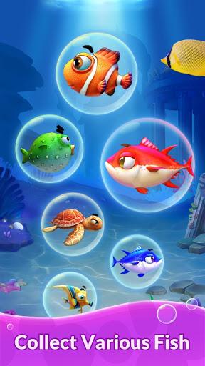 Solitaire Fish - Aquarium Adventure  screenshots 3