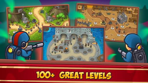Steampunk Defense: Tower Defense 20.32.561 Screenshots 3