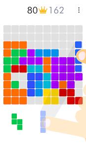 100 Blocks Puzzle