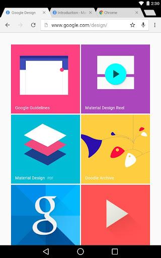 Chrome Beta 86.0.4240.30 screenshots 7