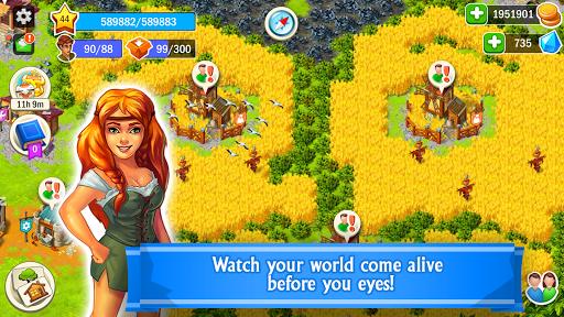 WORLDS Builder: Farm & Craft 1.0.80-prod screenshots 2