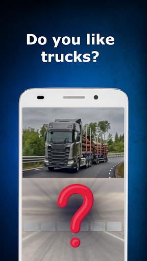 Quiz: Trucks 2.0 screenshots 1