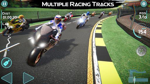 Real Bike Rider: High Speed Traffic Racing Games 5.8 screenshots 2