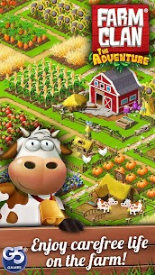 Free Farm Clan®  Farm Life Adventure 1