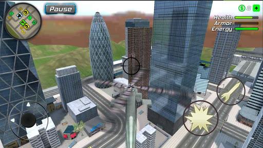 Amazing Powerhero : New York Gangster 1.0.6 screenshots 7