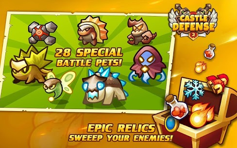 Castle Defense 2 MOD APK (Unlimited Money Unlocked) 5