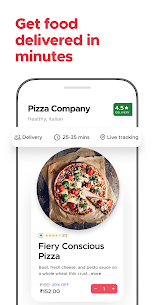 Zomato – Online Food Delivery & Restaurant Reviews 3