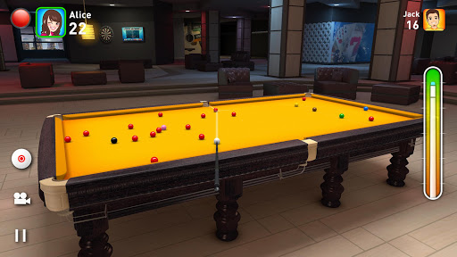 Real Snooker 3D 1.16 Screenshots 16