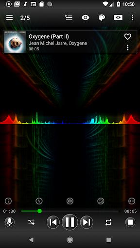 Spectrolizer - Music Player & Visualizer 1.19.100 Screenshots 1