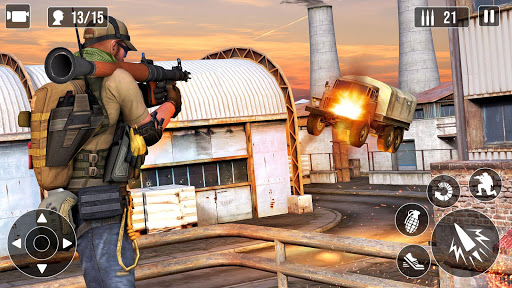 Army shooter Military Games : Real Commando Games 0.2.0 screenshots 10