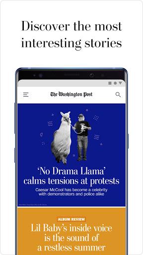 The Washington Post 5.8.1 Screenshots 3