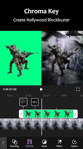 Motion Ninja - Pro Video Editor & Animation Maker  screen 2