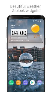 3D Sense Clock & Weather Mod Apk (Premium Activated) 9