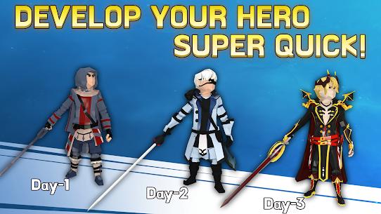Epic Sword Quest MOD Apk (God Mode) Download 2