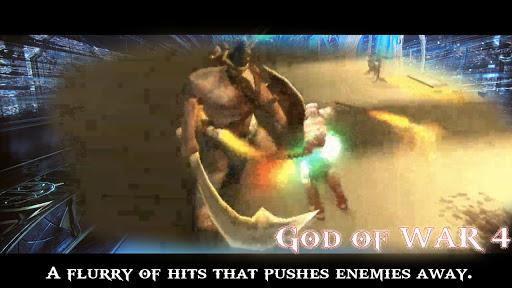 OLYMPUS CHAINS: Gods Warrior 4  screenshots 2