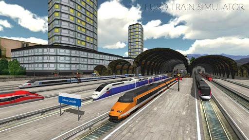Euro Train Simulator 3.3.1 screenshots 1