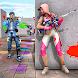 ペイントボールライバル銃殺隊:エアガンテロリスト - Androidアプリ