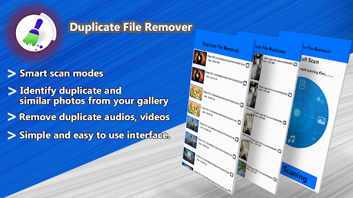 Duplicate file remover & all Media cleaner 1.2 screenshots 6