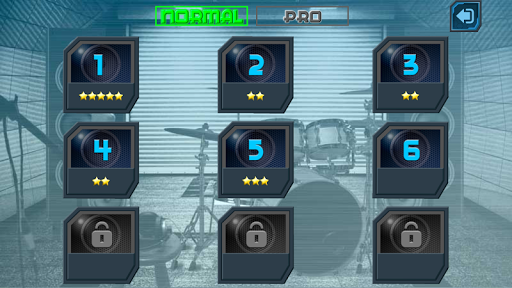 Drum Hero (rock music game, tiles style) 2.4.4 Pc-softi 3