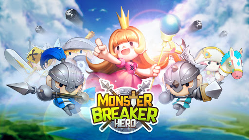 Monster Breaker Hero  screenshots 17