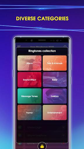 Free Ringtones 2021  screenshots 2