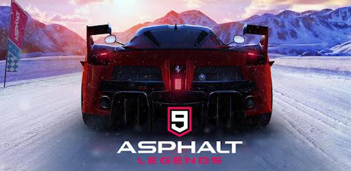 Asphalt 9: Legends - Epic Car Action Racing Game - Apps on Google Play