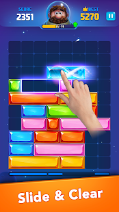 Jewel Sliding™ -  Slide Puzzle Game Screenshot