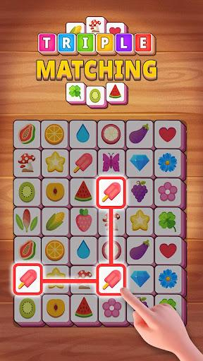 Triple Matching - Tile Game screenshots 2