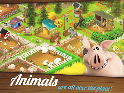 Hay Day Mod APK (Unlimited Coins, Gems, Seeds) 3