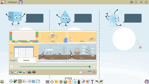 myViewBoard Whiteboard - Your Digital Whiteboard android2mod screenshots 5