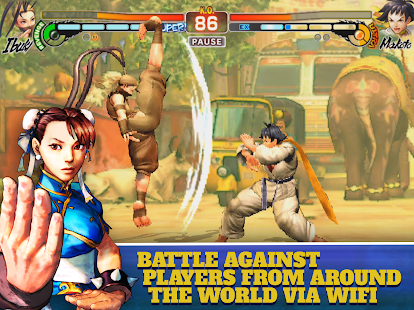 Street Fighter IV Champion Edition 1.03.01 Screenshots 19
